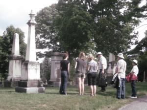 Mark Your Spot @ Little Lake Cemetery